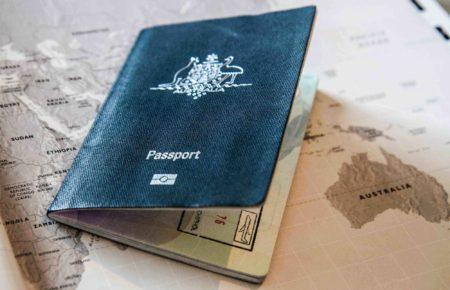 Australian Expat Passport