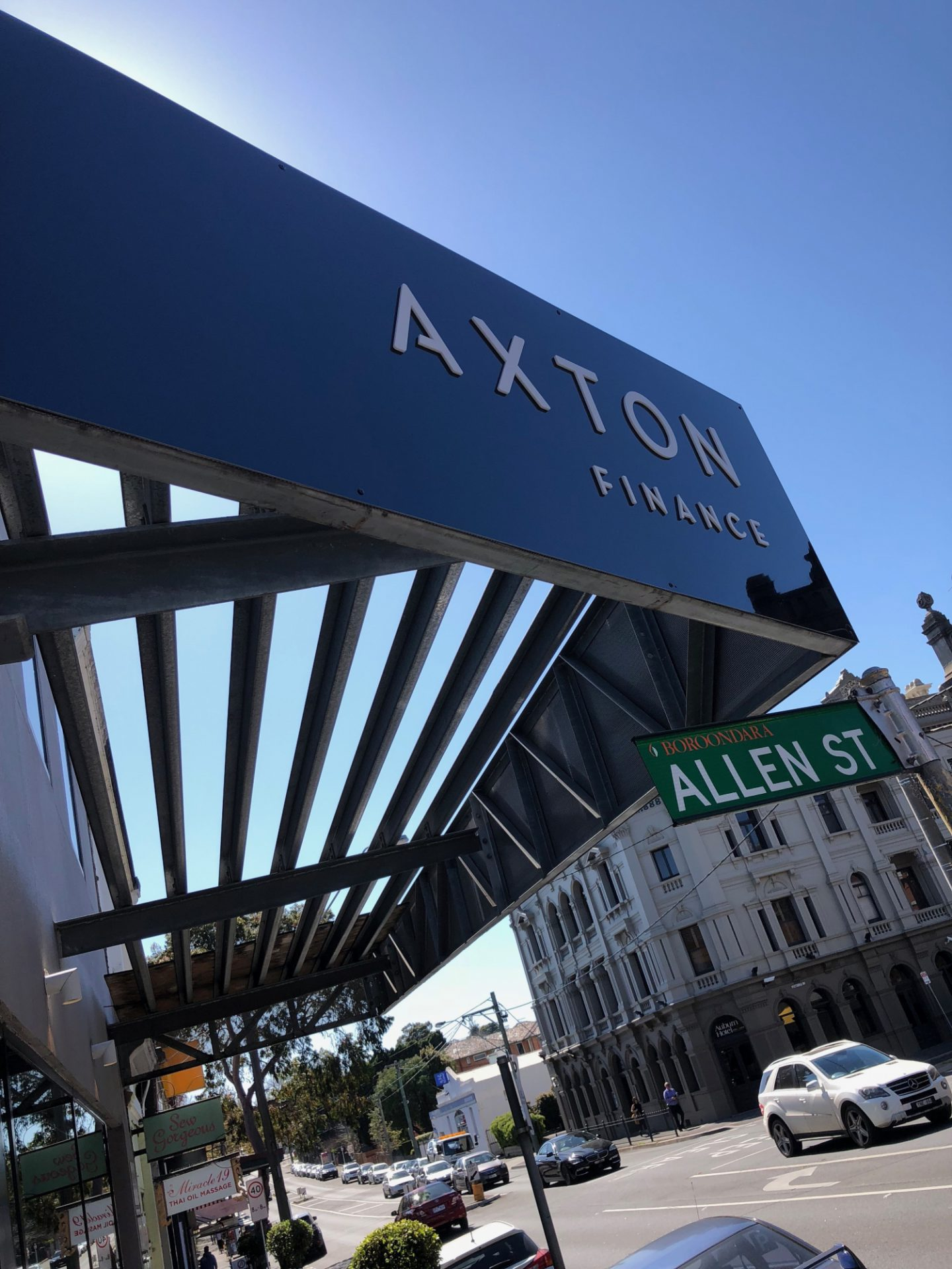 Axton Office External